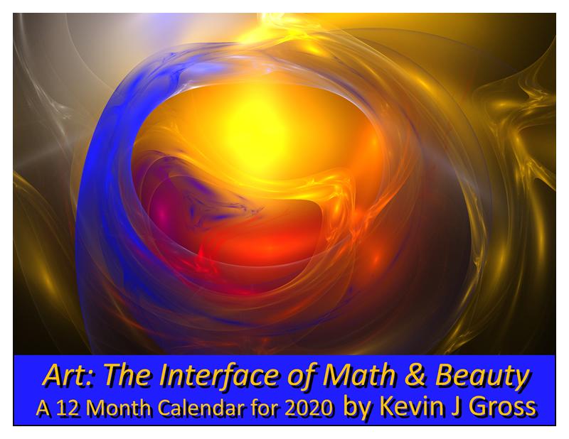 2020 Fractal Calendar